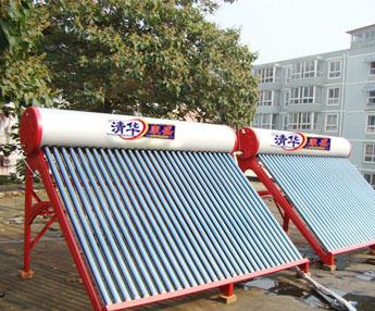 清华阳光太阳能加盟图片
