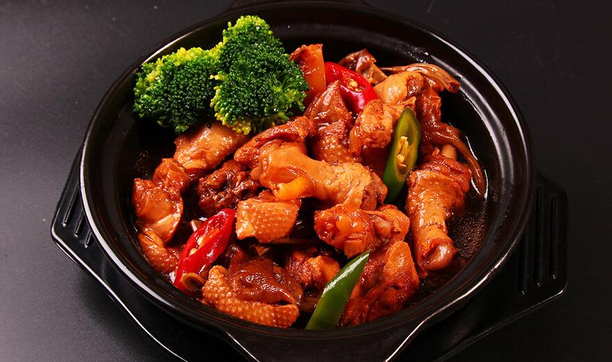 厨师傅焖锅加盟