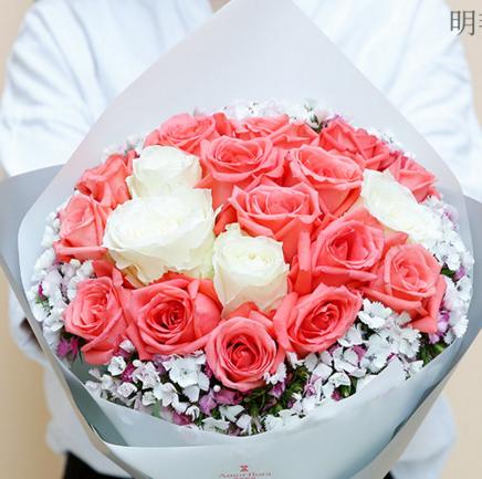爱尚鲜花加盟图片