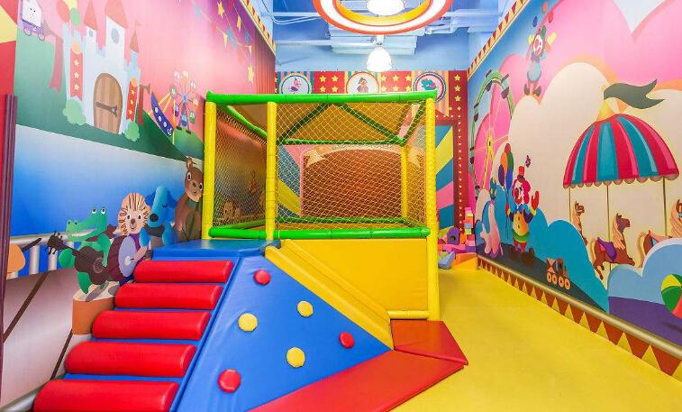 室内儿童乐园的利润