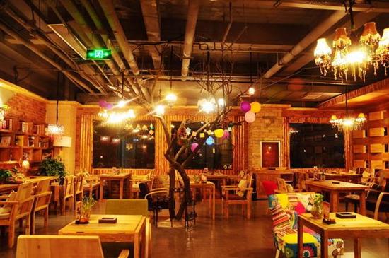 中西复合餐厅