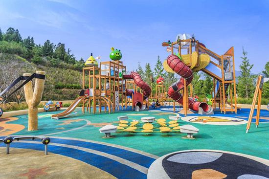 儿童乐园连锁加盟排名