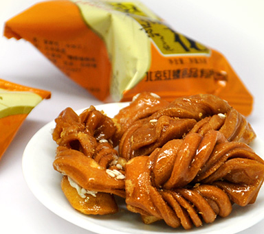 红螺食品加盟图片