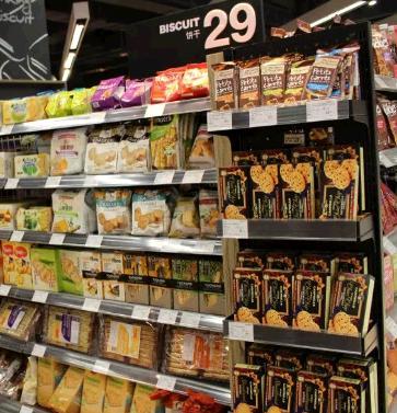 华润超市加盟图片