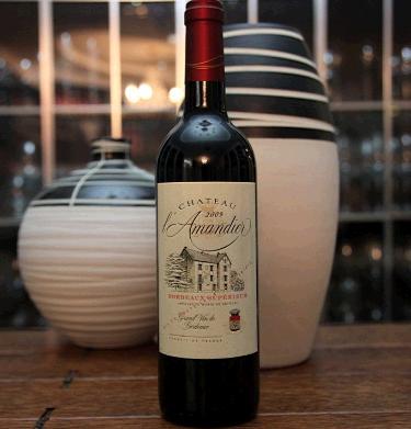 波尔多干红葡萄酒加盟图片