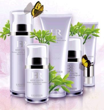 白皙化妆品加盟图片