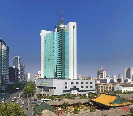 绿洲酒店加盟图片