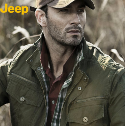 jeep服饰加盟图片