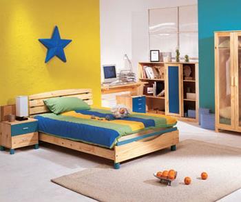 喜梦宝儿童家具加盟图片