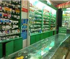 上海药房加盟图片