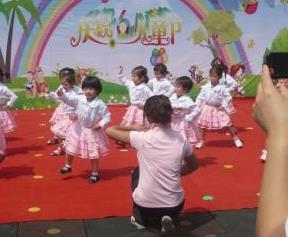 家宝贝艺术幼儿园加盟图片