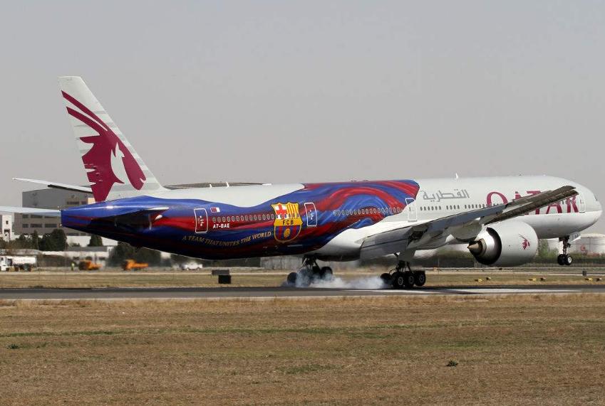 卡塔尔航空公司加盟