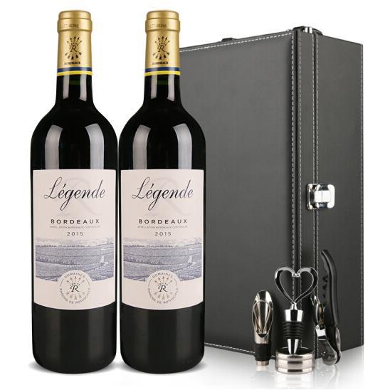 法国波尔多红酒加盟图片