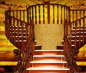信步楼梯加盟图片