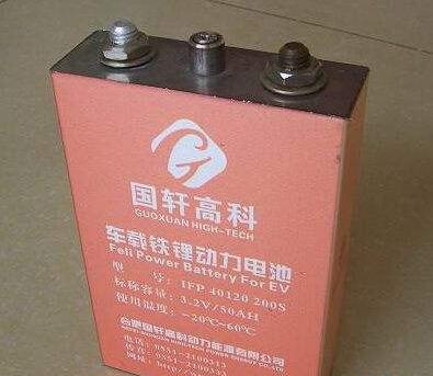 国轩电池加盟图片