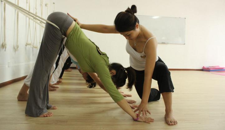 美俪阿萨娜瑜伽学校加盟