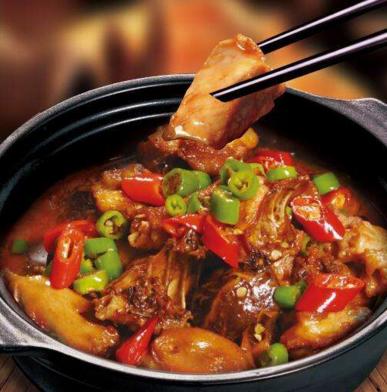 灿阳斋黄焖鸡米饭
