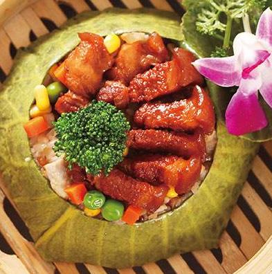 三居黄焖鸡米饭