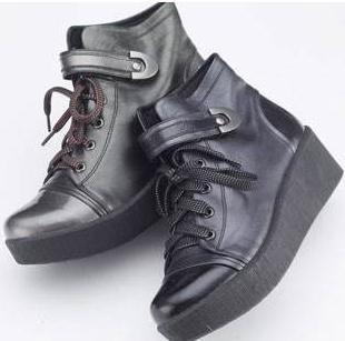 吉尔达皮鞋加盟实例图片
