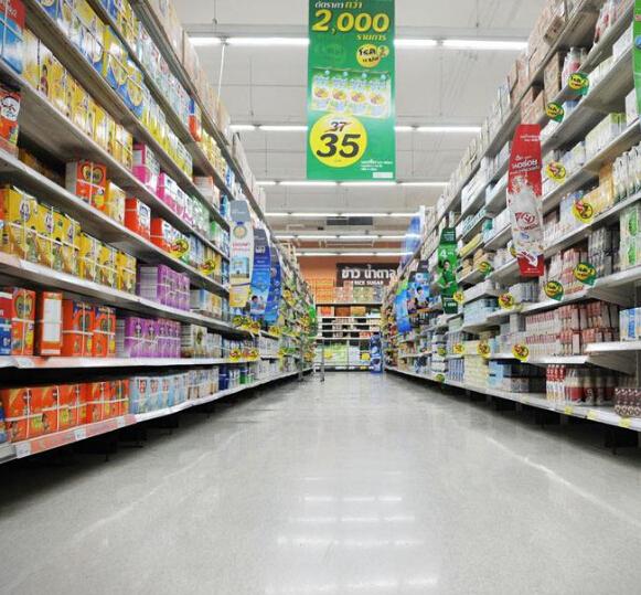 喔喔超市加盟图片