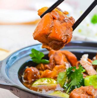 老福记黄焖鸡米饭