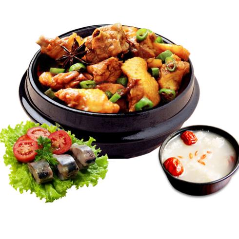 昊妍黄焖鸡米饭