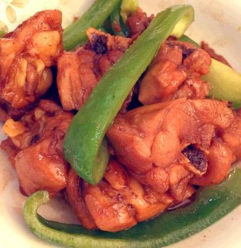 美味坊黃燜雞米飯