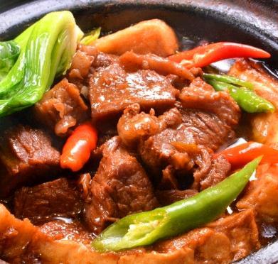小五义黄焖鸡米饭