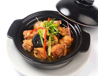 今味老李家黃燜雞米飯