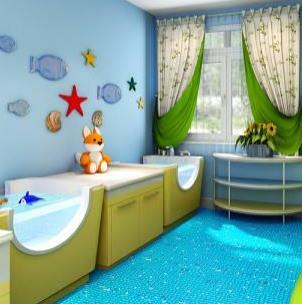 水之光母婴SPA生活馆加盟图片