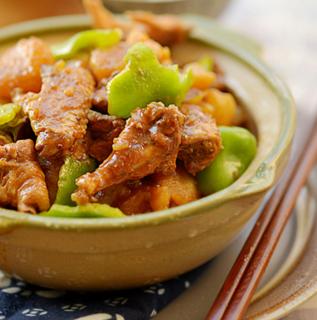 汇丰德黄焖鸡米饭