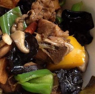 景浩黄焖鸡米饭