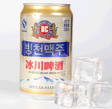冰川啤酒加盟图片
