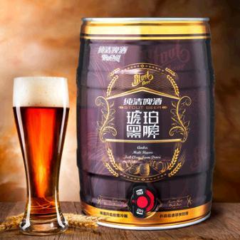双鹿啤酒加盟图片