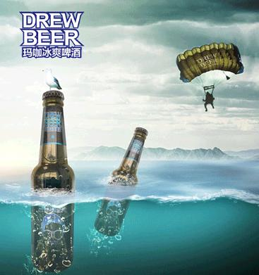 玛咖啤酒加盟图片