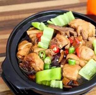 食味居黄焖鸡米饭
