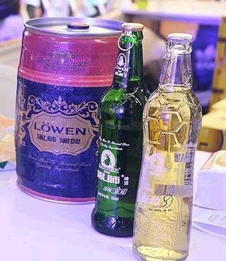 黑狮啤酒加盟图片