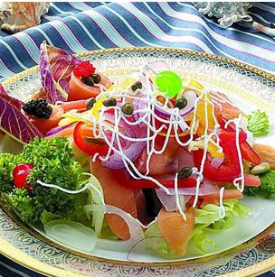 纤蔬语精致手工沙拉加盟