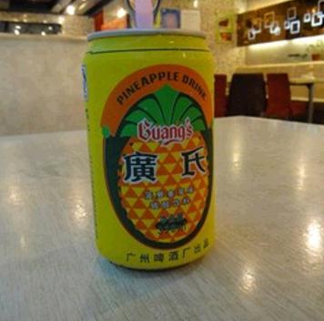 菠萝啤酒加盟图片