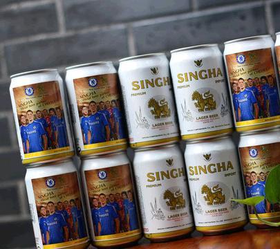 胜狮啤酒加盟图片