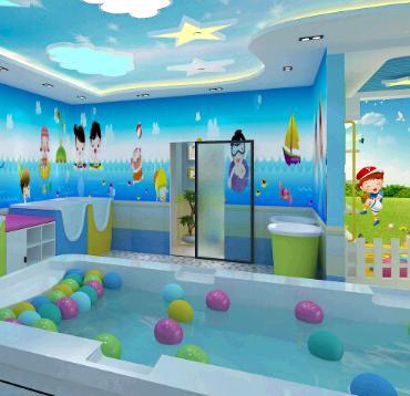 加游寶貝嬰兒游泳館