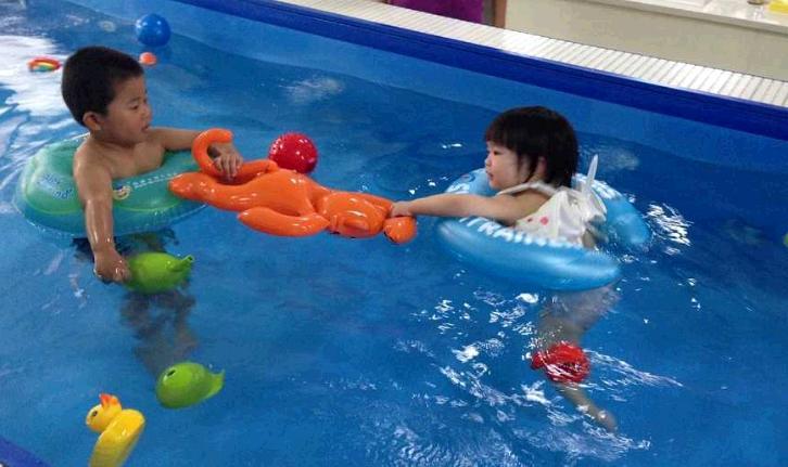 妈咪宝宝婴儿游泳馆加盟