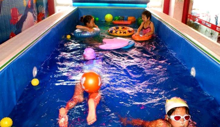 星游宝贝婴儿游泳馆加盟
