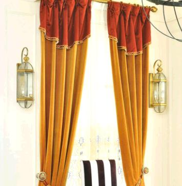 雅兰窗帘加盟图片