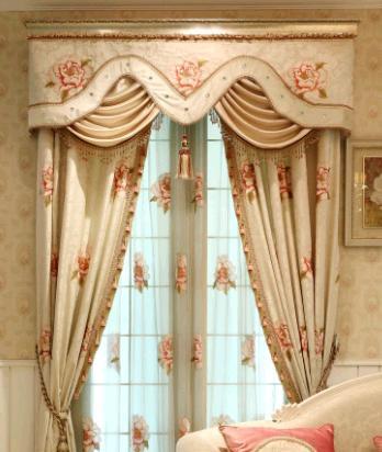 宜家窗帘加盟图片
