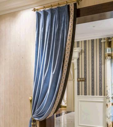 罗莱窗帘加盟图片