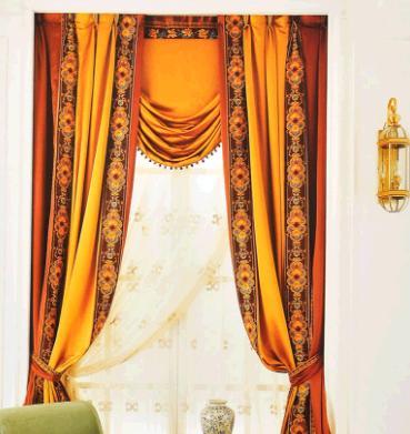 雅美居窗帘加盟图片