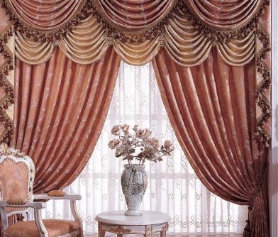 雅阁窗帘加盟图片