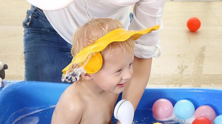 金贝贝婴儿游泳馆加盟
