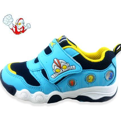 奥特曼童鞋加盟图片